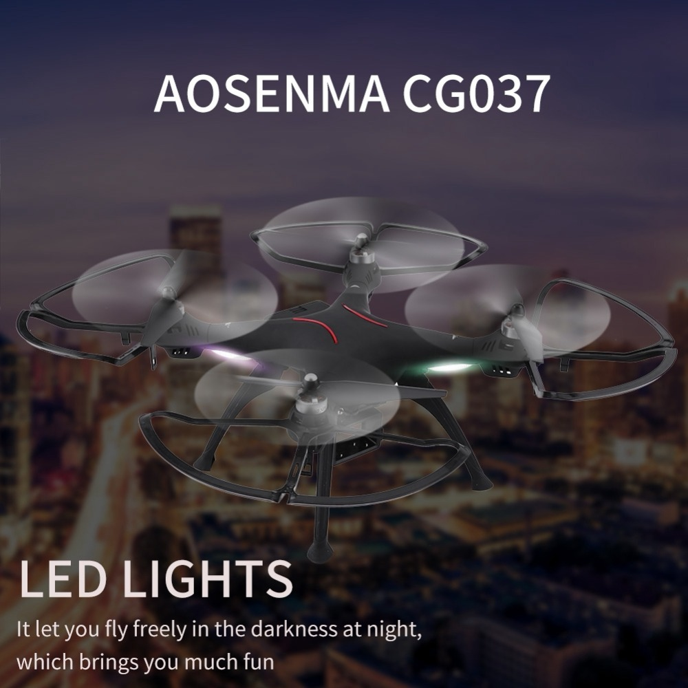 Новый AOSENMA CG037 Cycone бесщеточный Двойной gps wifi FPV с 1080P HD камерой RC Дрон Квадрокоптер VS CG035 Высокое качество RC игрушки