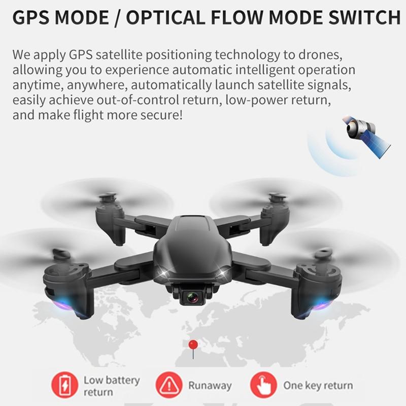 FEMA SG701/ SG701S RC GPS Drone with 5G FPV 8K Dual HD Camera Long Distance Foldable LU3MAX Quadcopter Dron 4K Professional 3