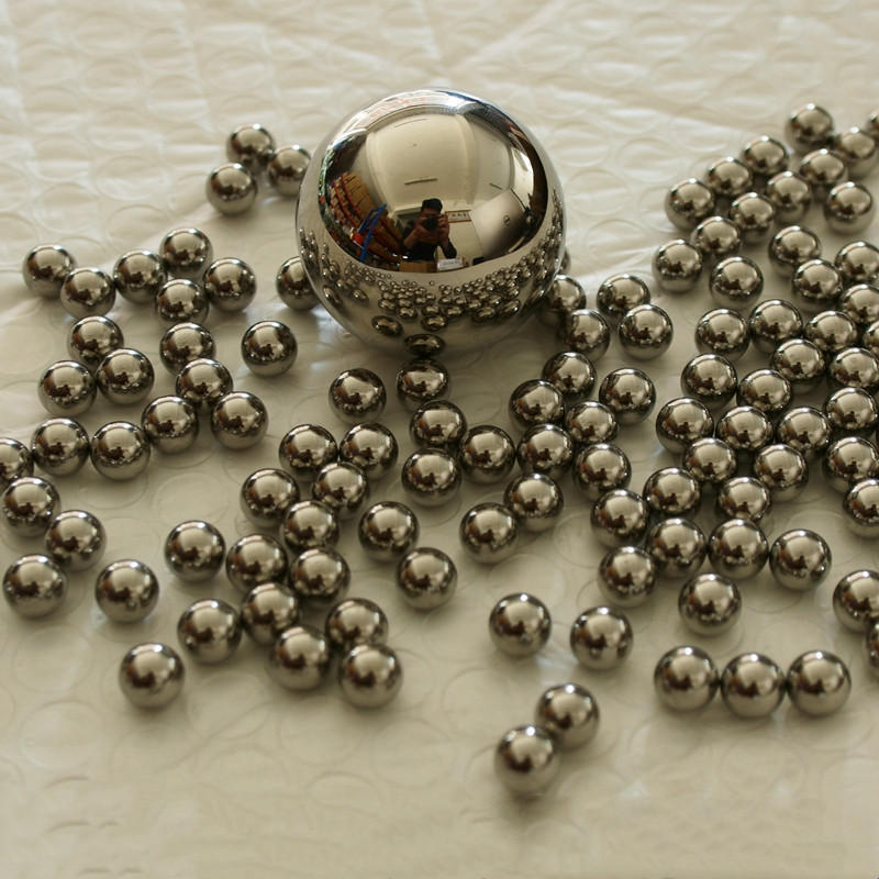 40-500pcs solid 440C stainless steel balls Dia 2 3 4 5 6 <font><b>7</b></font> 8 9 10 11.1125 <font><b>12</b></font> 14.288 15 <font><b>mm</b></font> steel ball bearing high precision G10 image