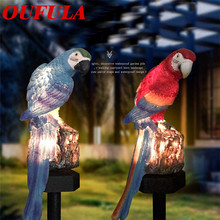 OUFULA Solar Lawn Lamp…