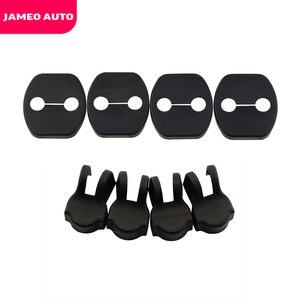 Крышка дверных пробок для авто, ABS, для Chery A3, Renault Koleos QM6 Kadjar, для Nissan R50, D50, Sunny X-Trail, T32, March