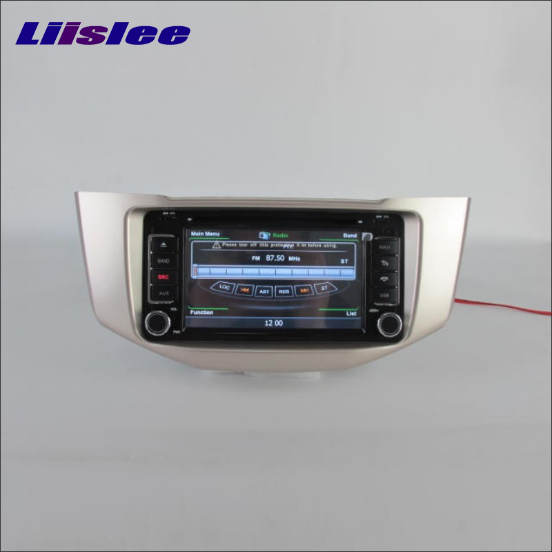 <font><b>Car</b></font> Radio Stereo GPS Navigation Multimedia HD Screen Display TV For <font><b>LEXUS</b></font> RX330 RX 330 DVD Player <font><b>DVR</b></font> Driving Video Recorder image