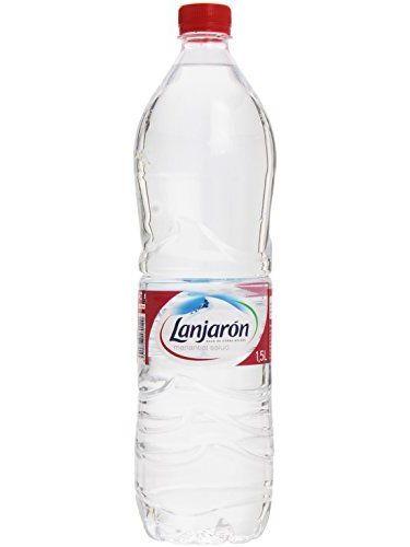 Lanjarón - Agua De Sierra Nevada - Agua Mineral Natural - 1.5 L