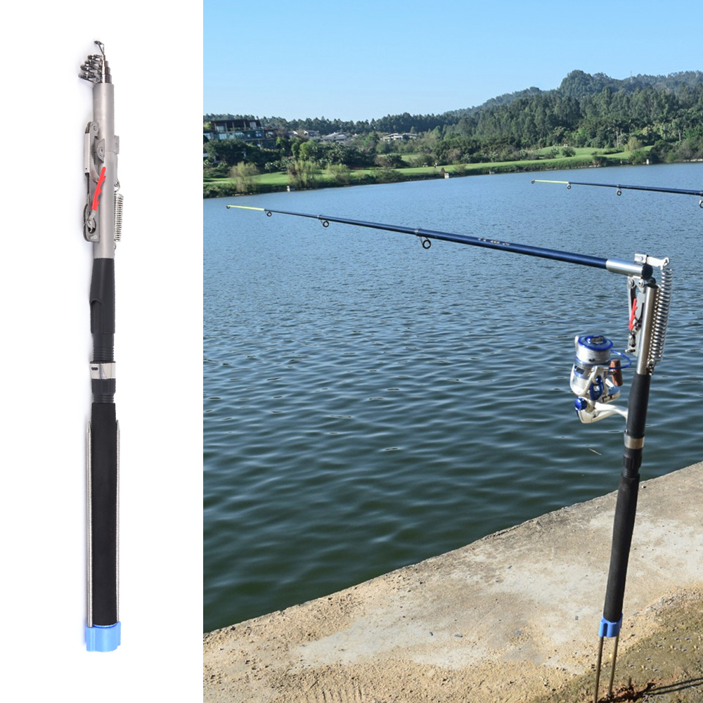 2.1m&2.4m& 2.7m&3.0m Automatic Fishing Rod automatic Spinning Telescopic Rod  Sea River Lake Pool Fishing Pole feeder rod