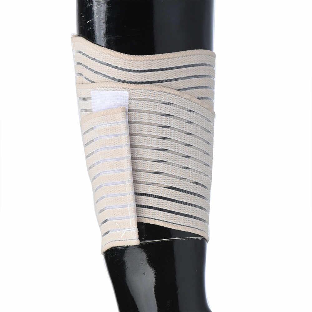 Multifunction envolto pulso elástico bandagem terapia esporte envoltório alívio da dor esporte pulseira apoio ginásio protetor de pulso novo