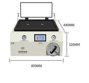 Niska cena 2 w 1 TBK 408A maszyna do laminowania OCA i maszyna do usuwania pęcherzyków powietrza LCD