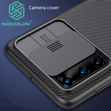Nillkin CamShield Slide Kamera Abdeckung Für Huawei P40 Pro Pro + Plus Objektiv Schutz Fall