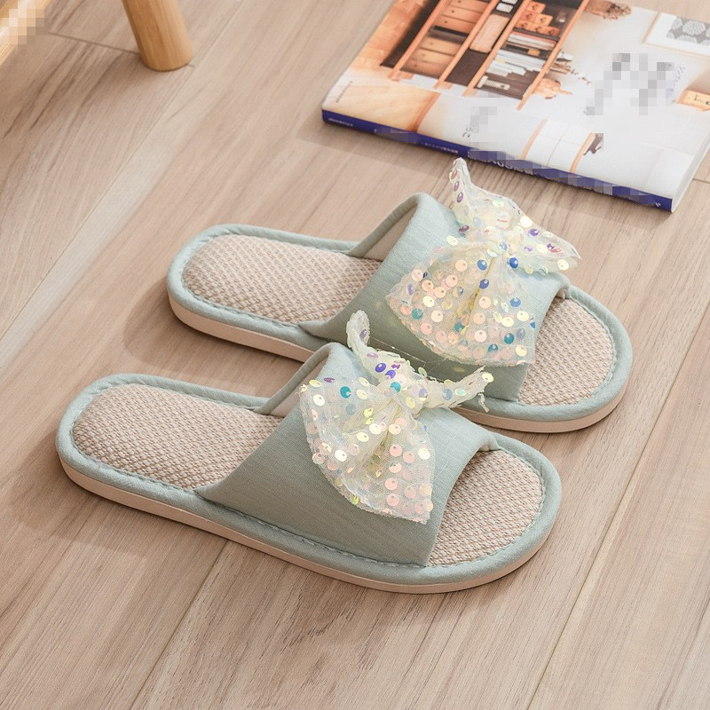 Jane-LEE Taco House Slippers//Bedroom Shoes//Flat Shoes//Indoor Slippers
