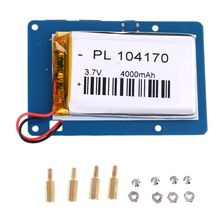 Lithium Battery Power Supply Expansion Board with Switch for Raspberry Pi 3 Whosale&Dropship