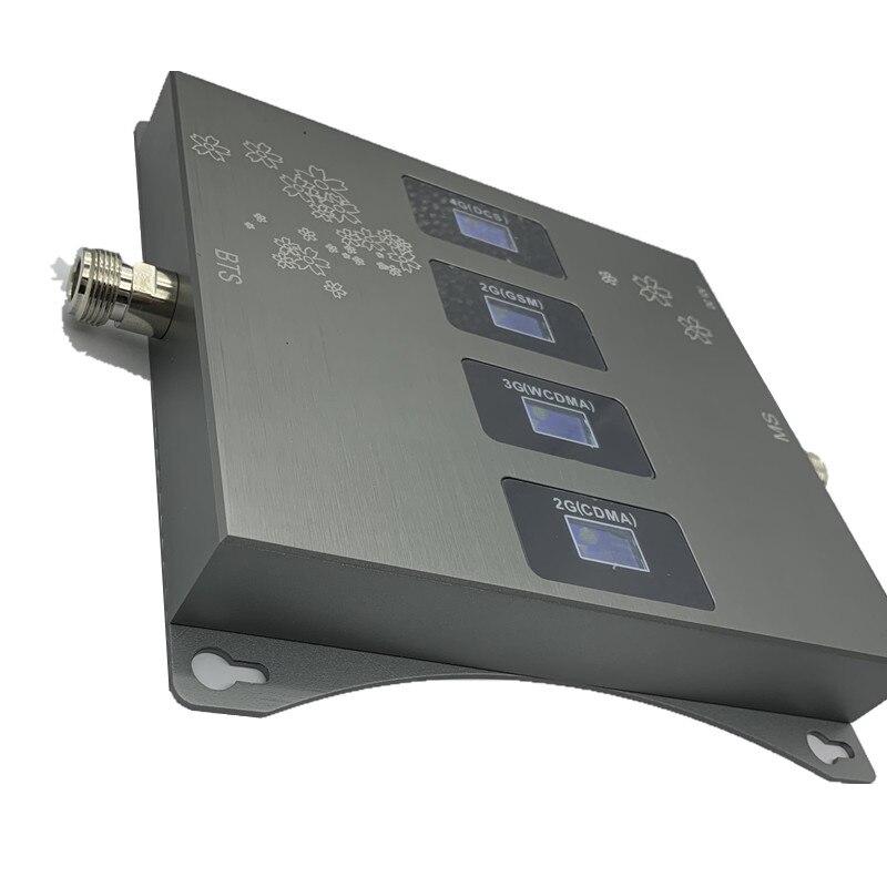 850, 900, 1800, 2100 mhz teléfono celular Booster amplificador de señal 2G 3G 4G LTE repetidor CDMA, GSM, DCS WCDMA B1 B5 B8 B3.only de refuerzo - 3