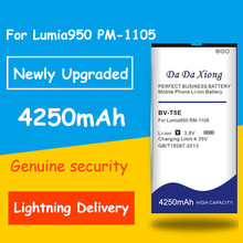 Newly Upgraded Safe And Durable 4250mAh BV-T5E BVT5E Li-ion Phone Battery for No