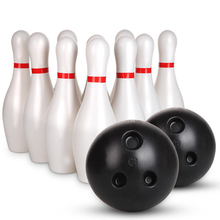 Hand Eye Coordination Early Educational Intelligence Development Kids Bowling Game Set Parent Child Home Sport Toy Multifunction