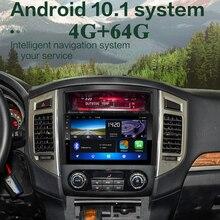 2din Android GPS Radio samochodowe multimedialny odtwarzacz Für Mitsubishi PAJERO4 2006 2007 2008 2009 2010 2011 2012 2013 2014