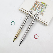 Metal Mechanical Pencil 2.0 High Quality Sketch Drawing Automatic Pencil Send 2 Pencil lead 2B For School Office Stationery