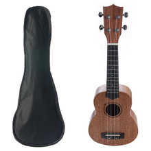 21 inch ukelele Mahogany Soprano Guitar Sapele Guitar Musical Gifts Instrument 4 Strings Hawaiian Guitar Musical Instruments