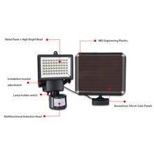 100led Солнечный светильник s сплит солнечная лампа водонепроницаемый