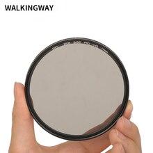 Walkingway filtres à CIR PL polarisage circulaire, filtre pour caméra CPL, objectif de caméra DSLR Canon de Nikon, 49/52/58/62/67/72/82mm
