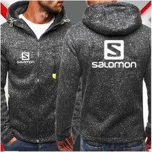 2019 New Fashion Hoody Salomon Printed Men Hoodies Sweatshir