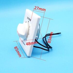 Image 5 - الأوزون الموقت 0 120mins 0 60mins مناسبة ل DIY مولد أوزون تنقية لمنع التنفس الثقيلة الأوزون + FS