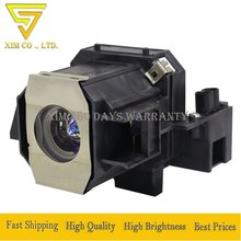 NEW ELPLP35/V13H010L35 Replacement Projector Lamp for Epson Cinema 550 V11H223020MB EMP TW520 EMP TW600 EMP TW620 EMP TW680 original replacment bare lamp elplp35 for emp tw520 emp tw600 emp tw620 emp tw680 emp tw550 cinema 550 powerlite hc400 pc800