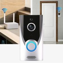 Новый М16 HD беспроводной смарт дверной звонок видео домофон WiFi дверной камеры визуальный домофон ИС дверной звонок Главная безопасности дверь камеры