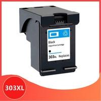Schwarz 303XL Kompatibel Tinte Patrone für hp 303 Ersatz Für hp 303 xl Envy Foto 6220 6230 6232 6234 7130 7134 7830 drucker