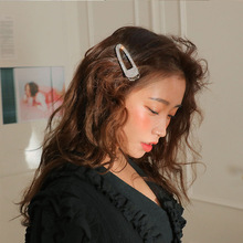 Rhinestone Hair Clip For Women