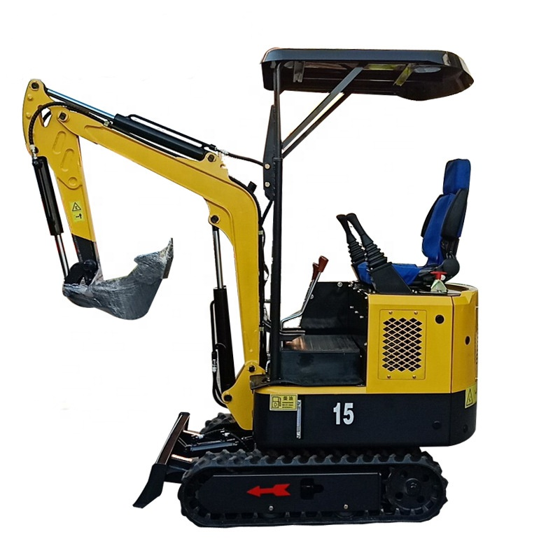 HT15 Mini Pelle Excavator/digger Bagger With CE