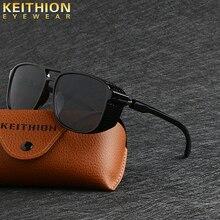 KEITHION Punk Sunglasses For Men 2020 Luxury Brand Black Steampunk Round Eyewear Women  Trending Products Shades Sun Glasses