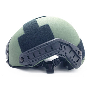 Image 5 - ACh high cut tactical bulletproof helmet bulletproof armor aramid core helmet NIJ IIIA 3A