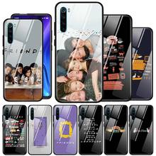 Friends Tv Show Tempered Glass Phone Case For Xiaomi Redmi 7 8A K20 K30 Note 9S 6 7 8 8T Note 9 Pro Max Cover Couqe Fundas Capa tempered glass case for xiaomi redmi note 9s 6 7 8 8t 9 pro max redmi 7 8a k20 k30 pro couqe cover dragon ball z tattoo