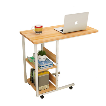 Lazy Bedside Computer Desk Desktop Home Simple Desk Bedroom Movable Student Small Table Simple Bed