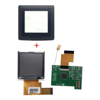 Replacement For NGPC Backlight LCD High Light Screen Modification Kits for NGPC Game Console Gamepad Controller Accessories