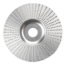 Rotary-Tool Wheel-Abrasive-Disc Amending-Decor Woodworking with Shape Teeth