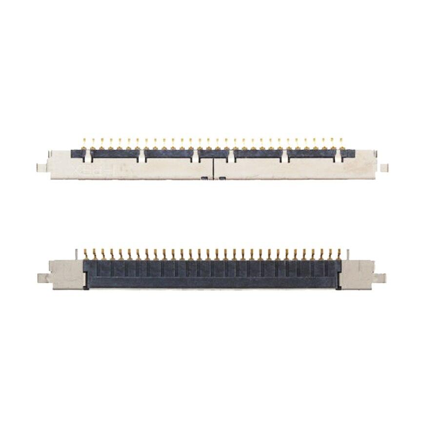 Novo lcd led lvds cabo conector 30 pinos para imac 21.5