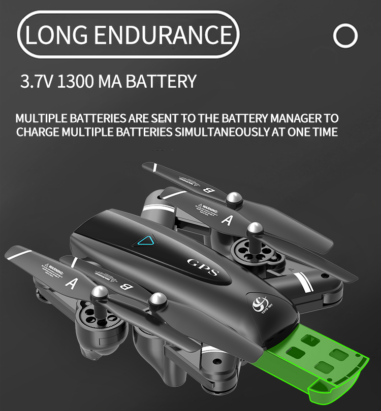 S167 Drone Long Lasting Battery