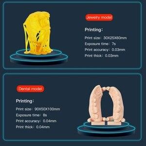 Image 5 - Anycubic Photon S 3D เครื่องพิมพ์ SLA ด่วน Slice 2K หน้าจอ 405nm UV Light เดสก์ท็อป impressora 3D ชุดเครื่องพิมพ์ UV เครื่องพิมพ์ impresora 3D