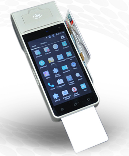 SDK And  Printer Mall NFC Handheld Android Mobile EFT Payment Pos Terminal