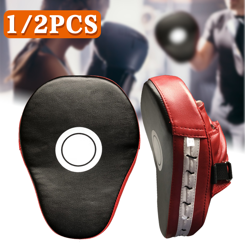 Boxing/Low Kick Target Pad Boxer Gloves for MMA Karate Sanda Free Fight Kids/Adults Sports Entertainment    - AliExpress