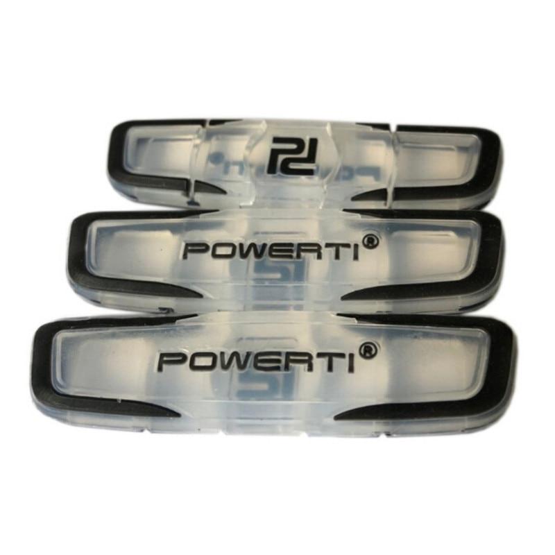 3PCS Tennis Racket Shock Shockproof  Absorber Dampers Long Damper Replacement Reduce Racket Accessories