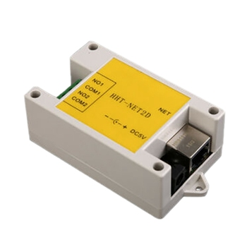 Interruptor de retardo de tablero de relé de 2 vías Ethernet LAN, controlador de relé de red TCP/UDP