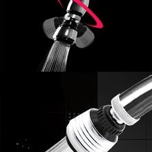 ZhangJi 360 Вращающийся водопроводный соединитель двойной режим кухонный кран аэратор диффузор барботер фильтр насадка для душа