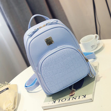 Small Backpack School-Bag Sequins Travel College-Style Female Women Fashion-Brand High-Quality