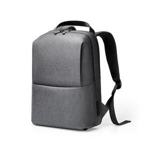 Image 5 - Original Meizu Solide Wasserdicht Laptop rucksäcke Frauen Männer Rucksäcke Schule Rucksack Große Kapazität Für Reisetasche Outdoor Pack