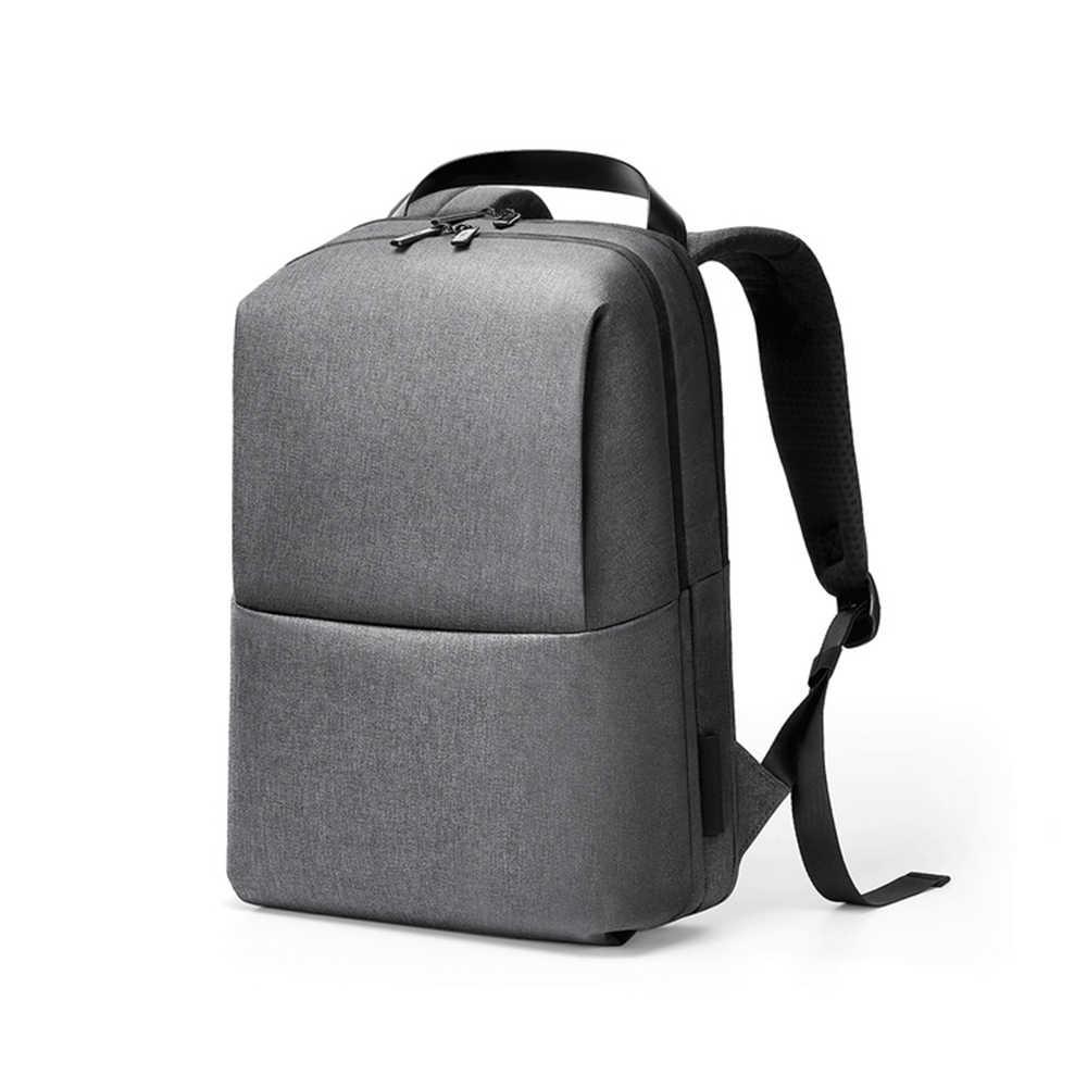 Oryginalny Meizu solidne wodoodporne plecaki na laptopa kobiety mężczyźni plecaki plecak szkolny o dużej pojemności do torby podróżnej opakowanie na zewnątrz