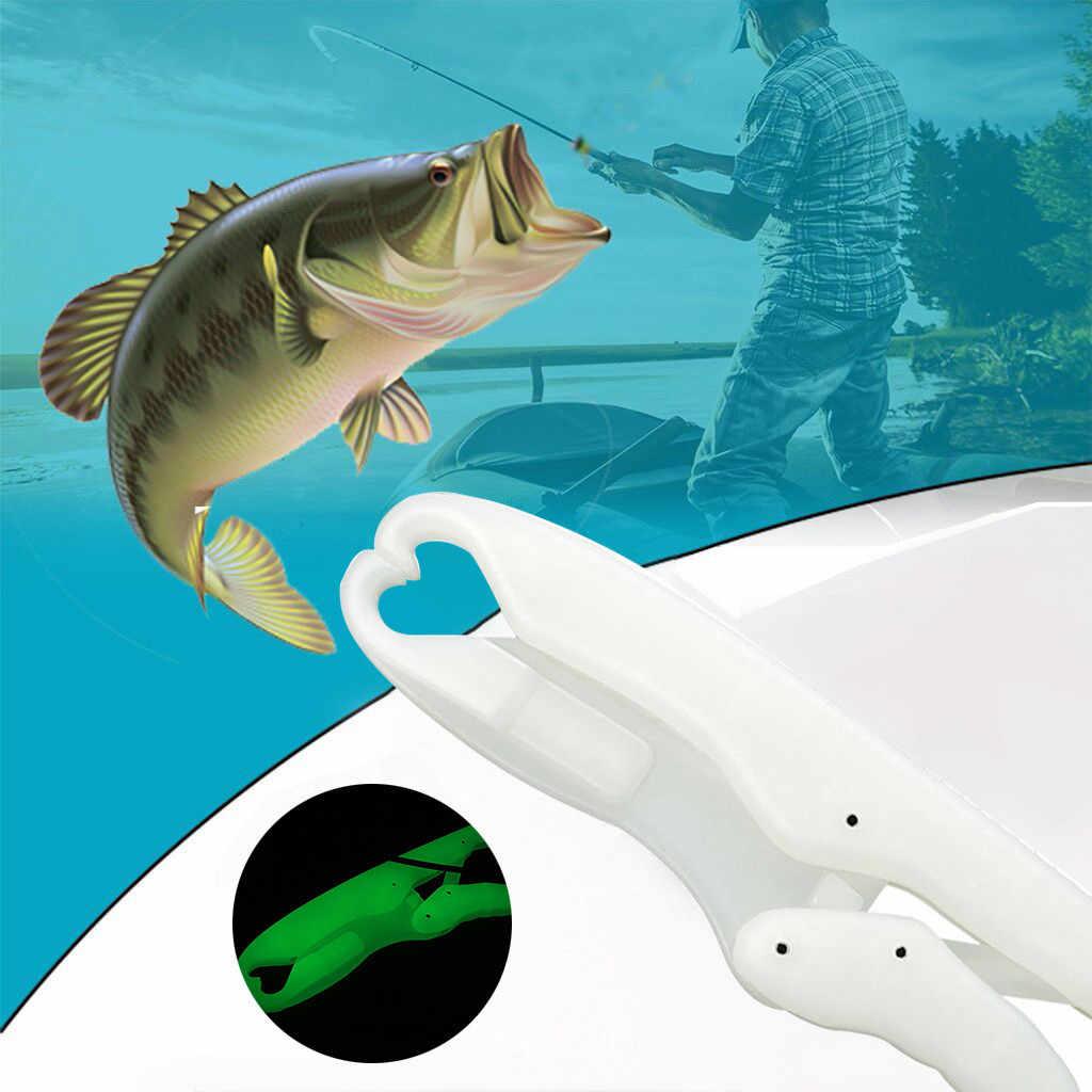 PP พลาสติกตกปลา Grip Grip Grip ปลา Grip Controller Luminous Hard พลาสติก Lip Fish Controller ลอย Pescaria de Pesca