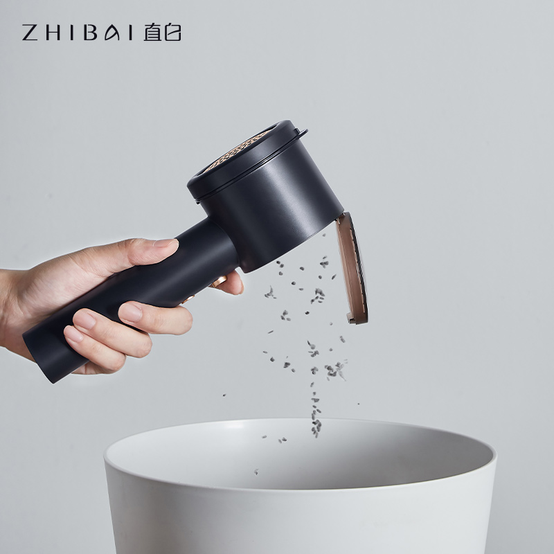 ZHIBAI Electric Lint Removers Trimmer Universal USB Clothes Fuzz Pellet 5 Speed Adjustment t Charge Fabric Shaver Removes