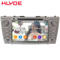 Klyde IPS 4G WIFI Android 9 Octa Core 4GB RAM 64GB ROM DSP BT Car DVD Multimedia Player Radio For Toyota Camry 7 40 50 2006 2011
