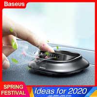 Baseus carro ambientador aromaterapia carro perfume difusor para painel de ar saída sólida fragrância carro interior acessórios