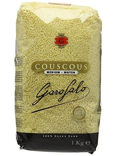 Garofalo Medium Couscous Pasta, 1 Kg